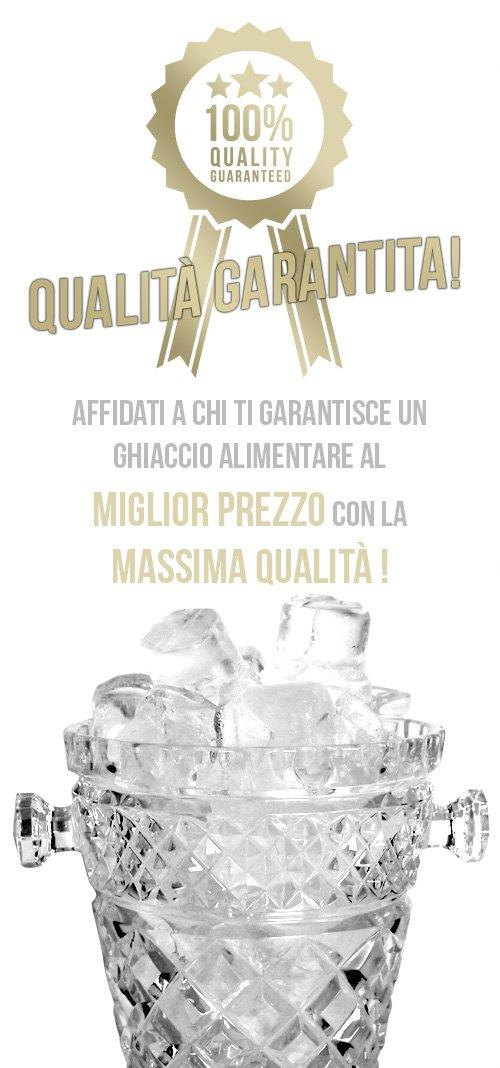 Vendita Ghiaccio Roma - Ghiaccio Certificato