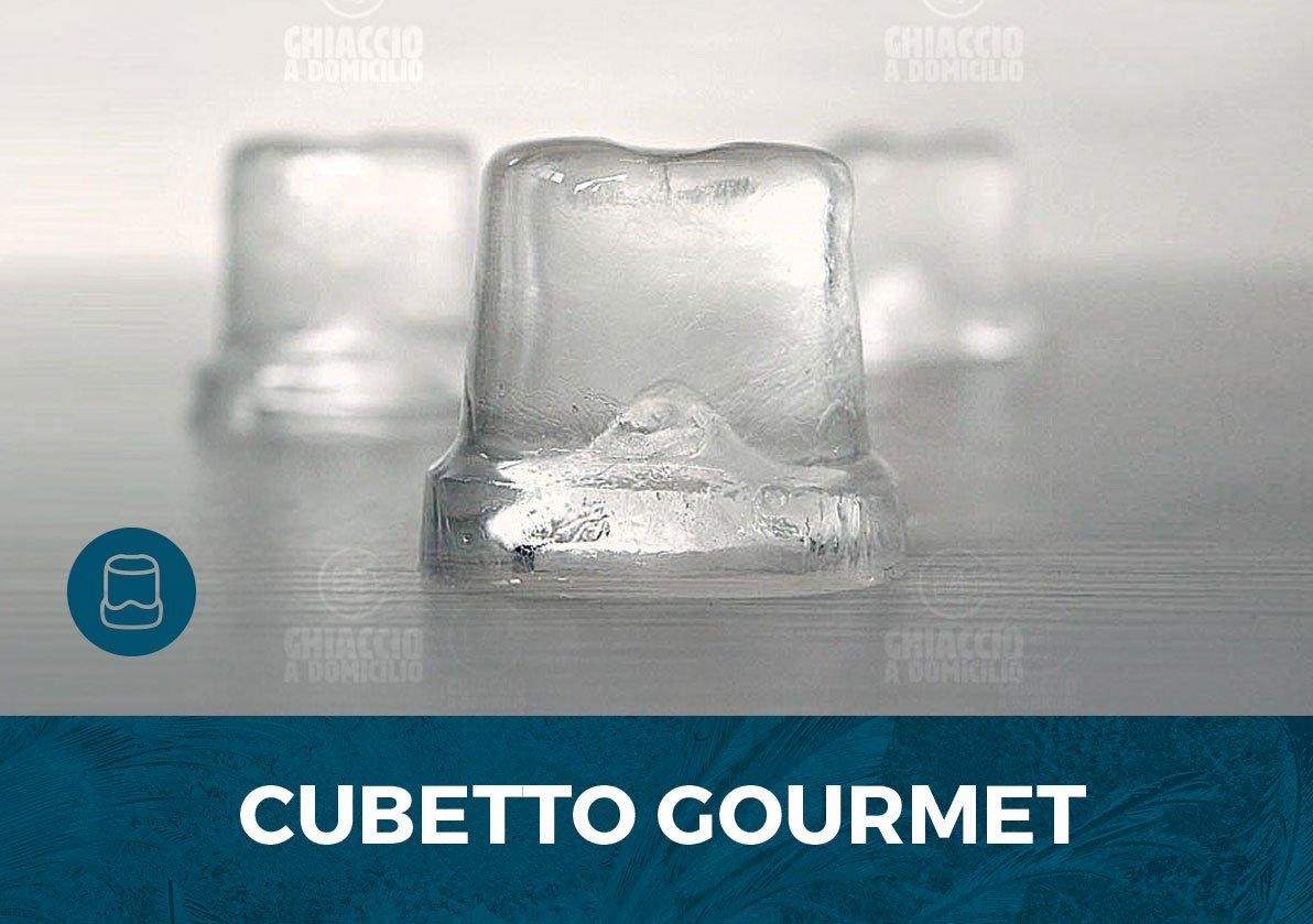 Cubetto di Ghiaccio Gourmet - Ghiaccio Alimentare e Certificato in consegna su roma e provincia in 1 ora - 7 giorni su 7